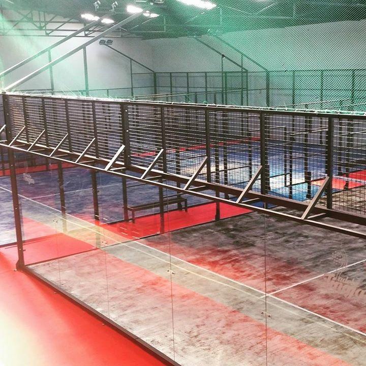 Qualitysportinstalacionesdeportivas pista de padel - Pista padel panoramica ...