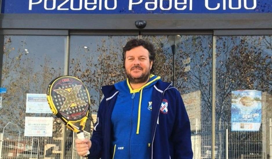 Carlos Pozzoni patrocinado por Quality Sports