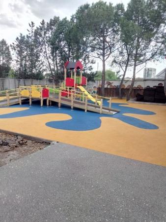 Parque Infantil Seguridad
