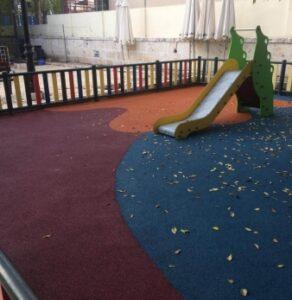 construccion parques infantiles