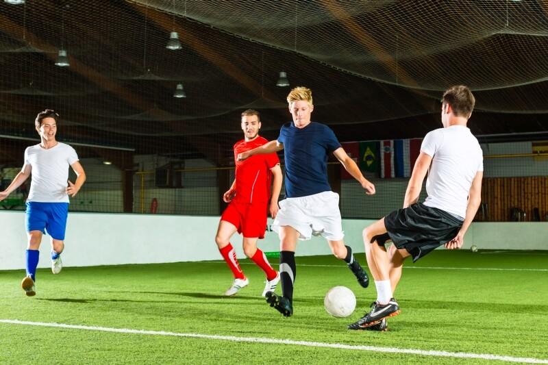 medidas campo futbol sala